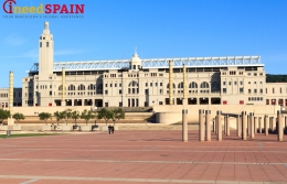 New sports and cultural events at the Olympic park of Barcelona